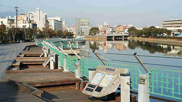 兵庫運河、新川運河