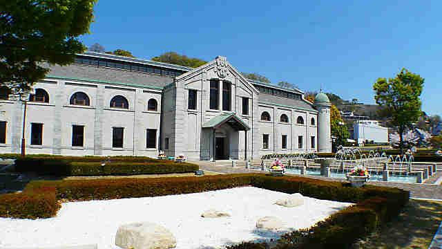 奥平野浄水場、神戸市水の科学博物館