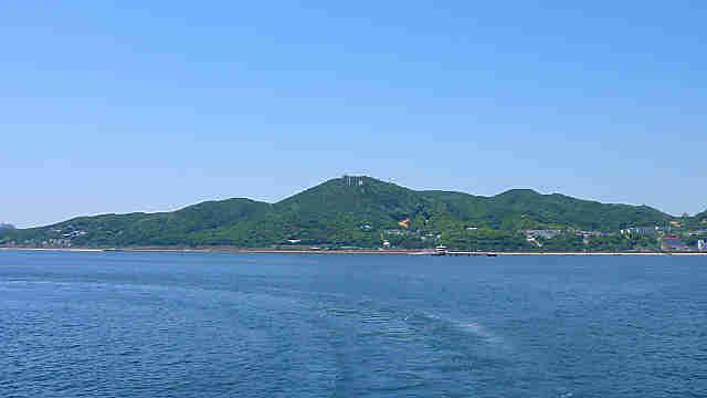 鉢伏山と旗振、山須磨浦公園、須磨浦山上遊園
