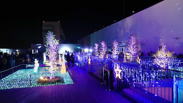ピオレ姫路 EXCITING ILLUMINATION(エキサイティングイルミネーション)