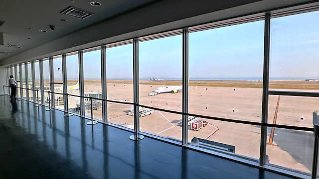 神戸空港「スカイコート」