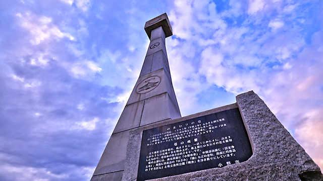 ひまわりの丘公園「ひまわりの塔」