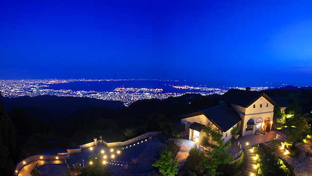 六甲ガーデンテラス「神戸1000万ドルの夜景」