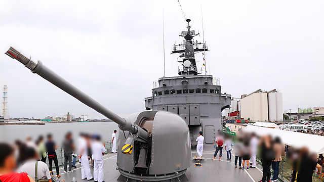 62口径76mm単装速射砲
