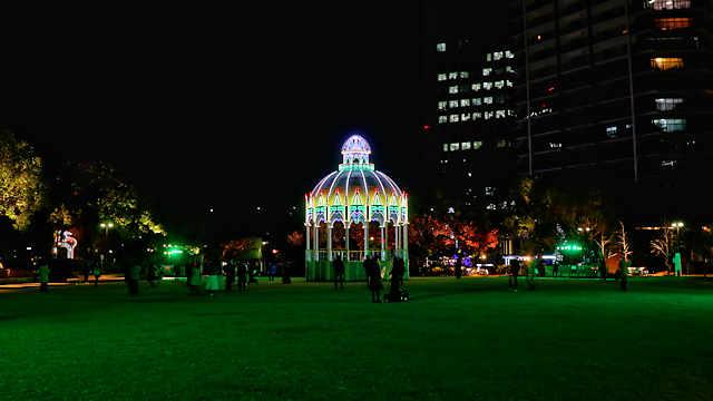 神戸旧居留地・東遊園地の神戸ルミナリエ