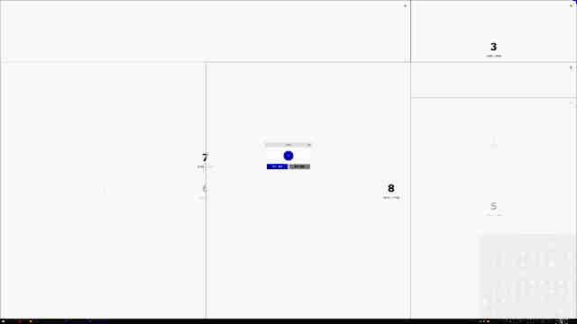 Fancy Zonesの設定画面
