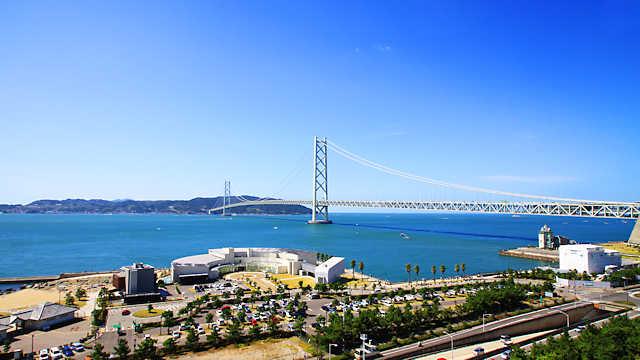 明石海峡大橋でマラソン大会を開催「明石海峡大橋ブリッジラン」
