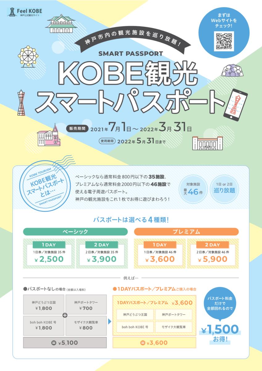 神戸観光スマートパスポート