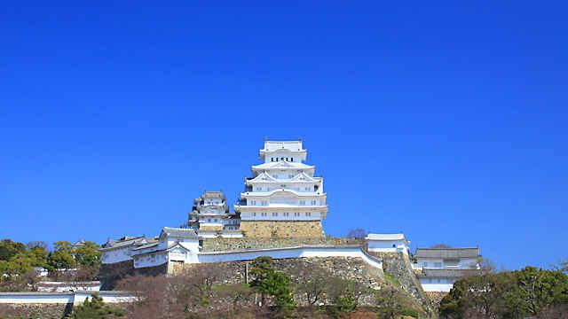 姫路城 折廻櫓 冬の特別公開