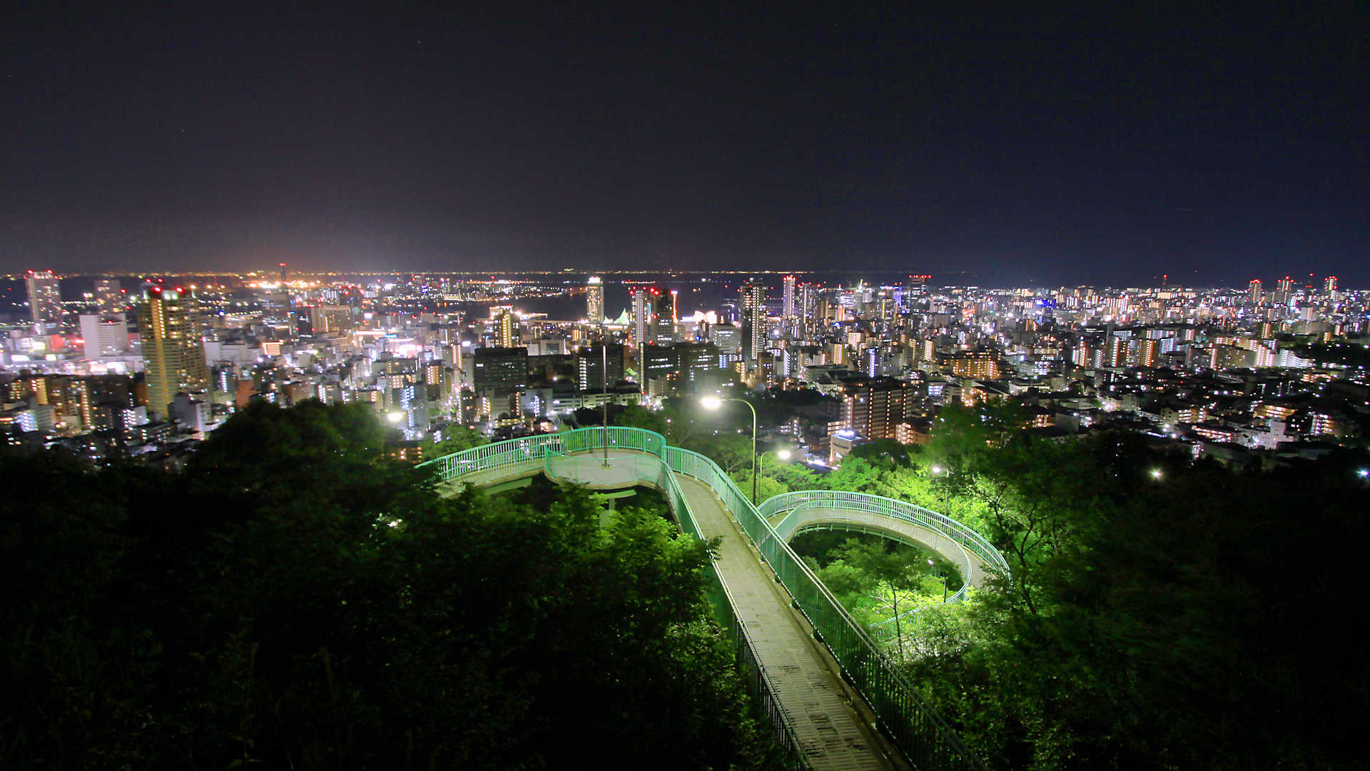 神戸夜景バスツアーが500円!ワンコイン夜景バスツアー!