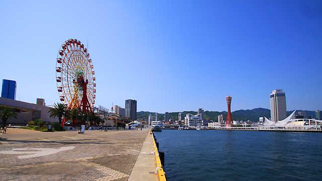 神戸ハーバーランドumieモザイク